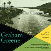 The Comedians by Graham Greene audiobook