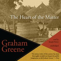 The Heart of the Matter by Graham Greene audiobook