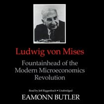 Ludwig von Mises by Eamonn Butler audiobook