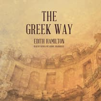 The Greek Way by Edith Hamilton audiobook