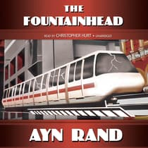 The Fountainhead by Ayn Rand audiobook