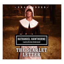The Scarlet Letter by Nathaniel Hawthorne audiobook