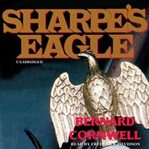 Sharpe's Eagle by Bernard Cornwell audiobook
