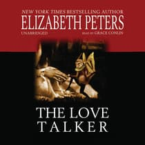 The Love Talker by Elizabeth Peters audiobook