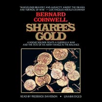 Sharpe's Gold by Bernard Cornwell audiobook