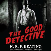 The Good Detective by H. R. F. Keating audiobook