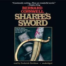 Sharpe's Sword by Bernard Cornwell audiobook