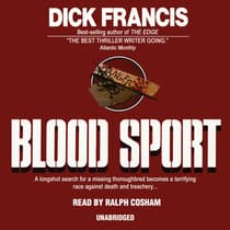 Blood Sport by Dick Francis audiobook