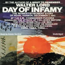 Day of Infamy by Walter Lord audiobook