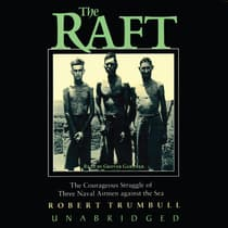 The Raft by Robert Trumbull audiobook