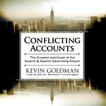 Conflicting Accounts by Kevin Goldman audiobook