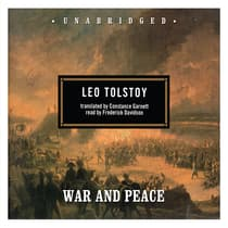 War and Peace by Leo Tolstoy audiobook