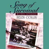 Song of Survival by Helen Colijn audiobook