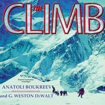 The Climb by Anatoli Boukreev audiobook