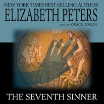 The Seventh Sinner by Elizabeth Peters audiobook