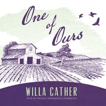 One of Ours by Willa Cather audiobook