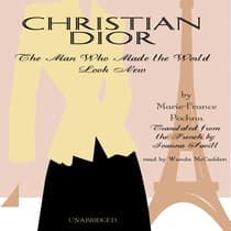 Christian Dior by Marie-France Pochna audiobook