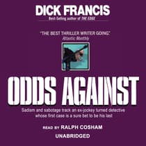 Odds Against by Dick Francis audiobook