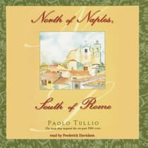 North of Naples, South of Rome by Paolo Tullio audiobook