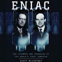 ENIAC by Scott McCartney audiobook