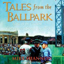Tales from the Ballpark by Mike Shannon audiobook