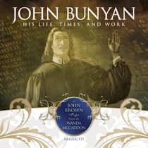 John Bunyan by John Brown audiobook