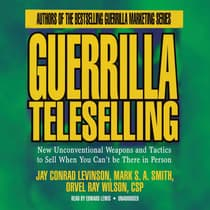 Guerrilla Teleselling by Jay Conrad Levinson audiobook