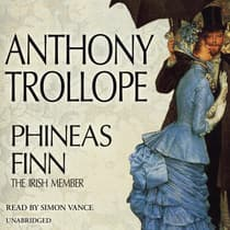 Phineas Finn by Anthony Trollope audiobook
