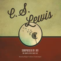 Surprised by Joy by C. S. Lewis audiobook