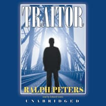 Traitor by Ralph Peters audiobook
