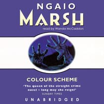 Colour Scheme by Ngaio Marsh audiobook