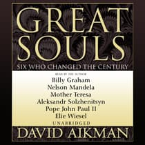 Great Souls by David Aikman audiobook