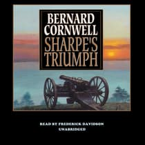 Sharpe's Triumph by Bernard Cornwell audiobook