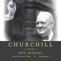 Churchill by Roy Jenkins audiobook