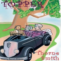 Topper by Thorne Smith audiobook