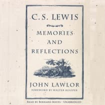 C. S. Lewis by John Lawlor audiobook