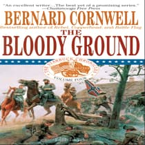 The Bloody Ground by Bernard Cornwell audiobook