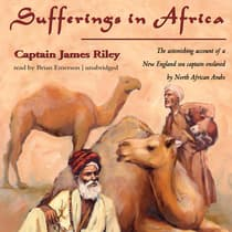 Sufferings in Africa by James Riley audiobook