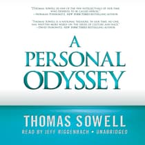 A Personal Odyssey by Thomas Sowell audiobook