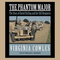 The Phantom Major by Virginia Cowles audiobook