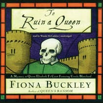 To Ruin a Queen by Fiona Buckley audiobook