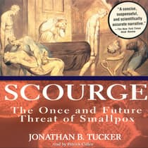 Scourge by Jonathan B. Tucker audiobook