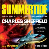 Summertide by Charles Sheffield audiobook