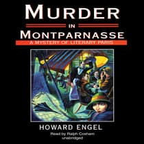 Murder in Montparnasse by Howard Engel audiobook