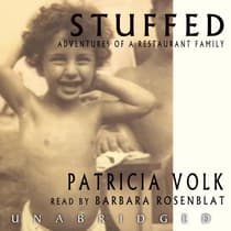 Stuffed by Patricia Volk audiobook