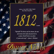 1812 by David Nevin audiobook