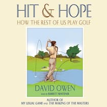 Hit and Hope by David Owen audiobook