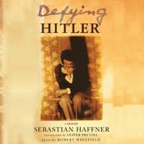 Defying Hitler by Sebastian Haffner audiobook