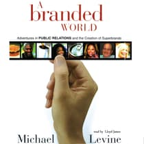 A Branded World by Michael Levine audiobook