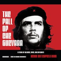The Fall of Che Guevara by Henry Butterfield Ryan audiobook